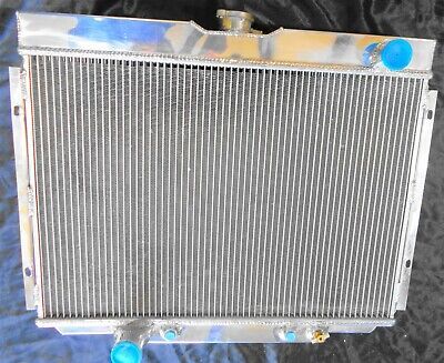 """Discount Champion 3 Row Radiator 67 68 69 70 Mustang Many Ford Models 24"""" Core"""