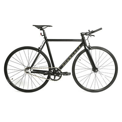 Airtrack Bike Aluminum Road Bicycle Single Speed Fixed Gear Fixie