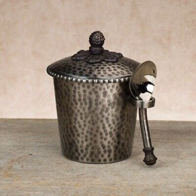 GG Collection Hammered Silver Ice Cream Bucket - 92592