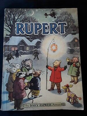 Rupert Annual 1949? Vintage Unclipped Softback
