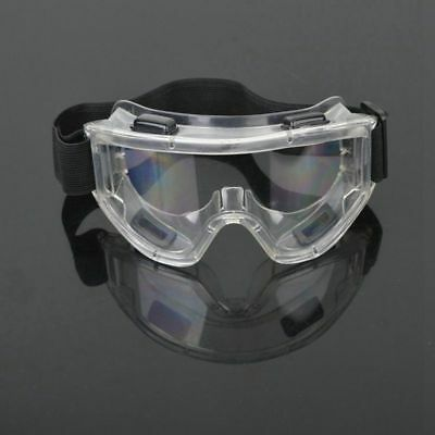 Safety Goggles Protective Glasses Large Clear Windproof Lens For Outdoor Work