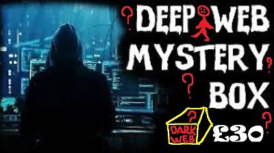 DEEP WEB BOX - DARK WEB  Items