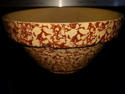 "Vintage 10"" RRP Co Spatter Ware Mixing Bowl"
