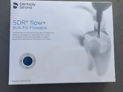 SDR Flow+ Collector´s Kit, 110 Compulen,  Densply, 3/2021
