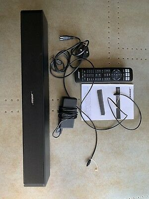 Bose Solo 5 2.0 Channel Home Theater System - Black