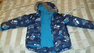 buy limited quantity presenting 5-6 YEARS BOYS George asda winter coat