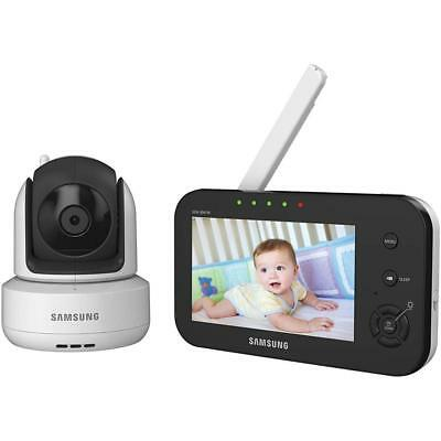 """Samsung SEW-3041W Brilliant View 4.3""""LCD Video Baby Monitor DEAL OF THE MONTH"""