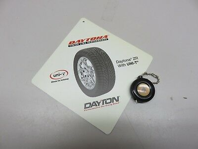 Tire related Memorabilia Items, Dayton Tire Tape measure keychain plus
