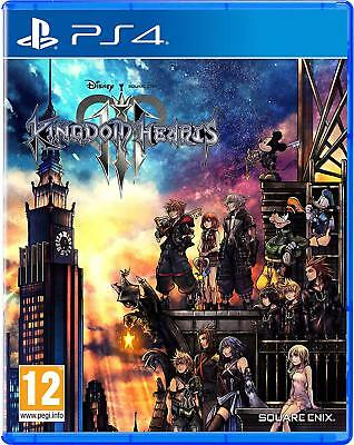 Videogames Kingdom Hearts 3 Iii Playstation 4 Ps4 Ita