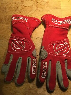 Sparco Racing Gloves Size 5