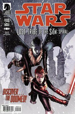 Star Wars: Lost Tribe Of The Sith : Spirale (Ltd) #2 wie Neu (NM) Age Co