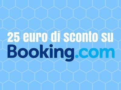 Voucher 25€ Booking.com