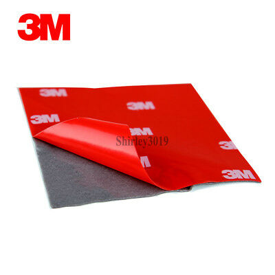 3M 4229P VHB Double Adhesive Foam Mounting Tape for Car moldings Panel 15cmx25cm