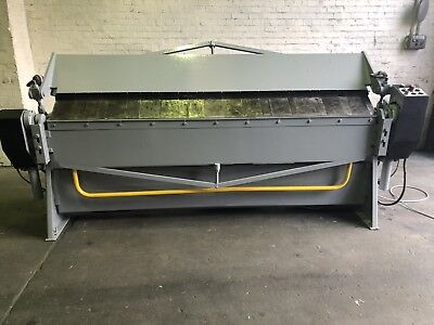 Edwards 2.5m Powered Box & Pan Folder