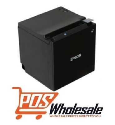 EPSON TM-M30 ETHERNET/USB PSU BLK Receipt Printer