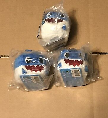 WowWee Pinkfong Baby Shark Official Song Cube - Daddy Shark - Blue (English) NEW