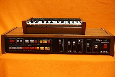 ELKA Wilgamat I   Vintage Synthesizer Sequenzer