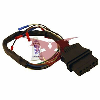 WESTERN FISHER SNOW Plow Plug-In Light Wire Harness 60696, 6135 NO on