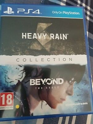 PS4 Heavy Rain/Beyond Two Souls Collection