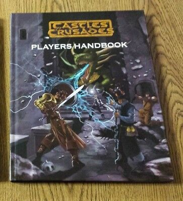 Castles and Crusades Players Handbook.