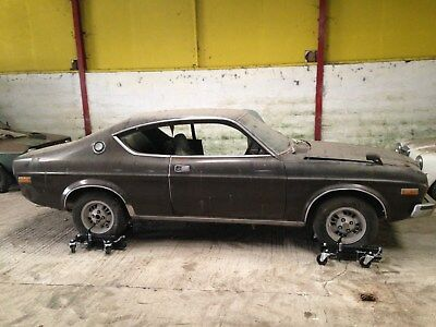 Mazda RX4 Luce Rotary Coupe - Extremely rare Japanese domestic market model