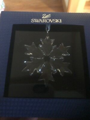 swarovski crystal Christmas ornament 2018