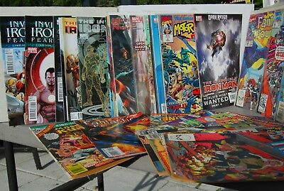 25 COMIC BOOK LOT - MARVEL, DC, INDY - 70'S To Modern - No Doubles - Free Ship