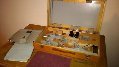 Vintage Zeiss Aerotopograph Stereoscopic Picture Viewer