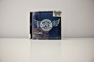 REO Speedwagon - Take it on the Run - The Very Best of CD - VGC