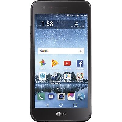 Tracfone LG Rebel 3 4G LTE Prepaid Cell Phone