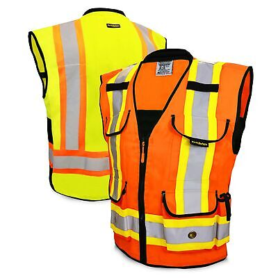 KwikSafety GODFATHER | ANSI Class 2 Godfather Safety Vest