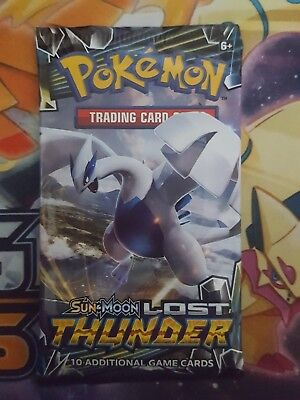 50x Pokemon Sun and Moon Lost Thunder PTCGO TCG Online Codes EMAIL in 24 HOURS