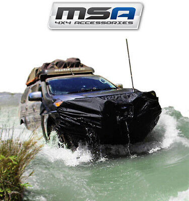 MSA 4X4 Water Bra Offroad 4WD Water Protection Cover Wader