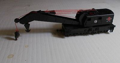 Train N Scale Icx 110 Illinois Central Looks Like String Was Tie Back Together .