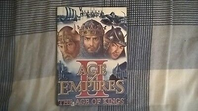 Age Of Empires II the Age Of Kings - Manual Only