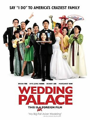 "WEDDING PALACE   ""like Rich Crazy Asians"""