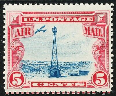 Dr Jim Stamps Us Scott C11 5C Beacon Unused Og Nh No Reserve Free Shipping