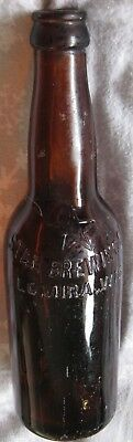 Pre-Pro STAR BREWING Co LOMIRA WISCONSIN WIS WI 5-Point STAR Embossed on Bottle