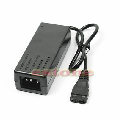 AC 100V-240V 50-60Hz 40CM AC Adapter 12V + 5V For HARD DISK Drive Power Supply