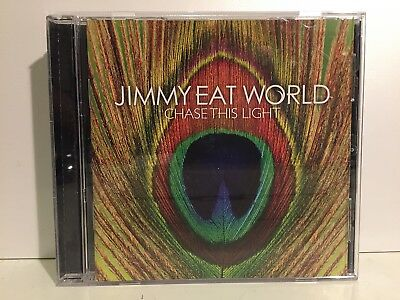 Jimmy Eat World - Chase this light CD