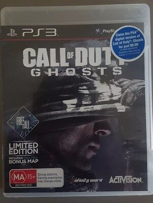 Call of Duty: Ghosts - PS3 | Playstation 3 | Game