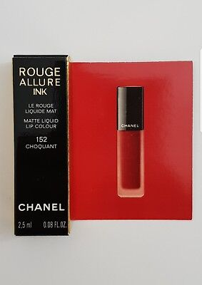 Rouge a levres chanel ROUGE ALLURE INK 152 CHOQUANT mini