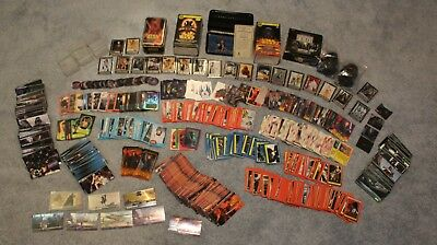 Star Wars Trading Cards Huge Lot Over 1,300 Total 1977 1980 1983 and Modern!