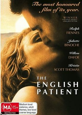 The English Patient : NEW DVD