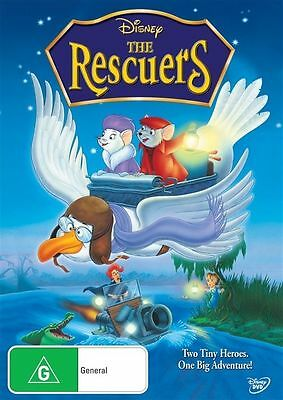 The Rescuers ( DVD )