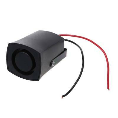 1xDC12V Auto Warning Siren Backup Alarms Horns Beep Reverse Slim Invisible Horn