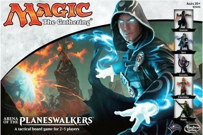 Magic The Gathering Arena Of The Planeswalkers Board Game Official