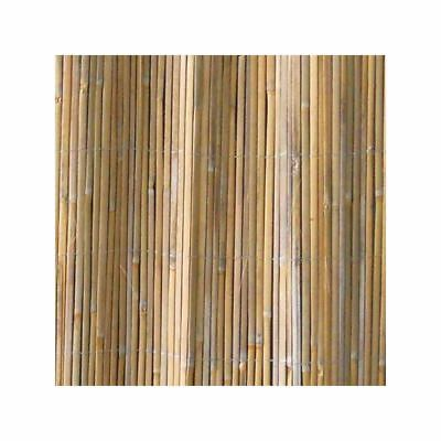 BAMBOO SCREENING ROLL Outdoor Garden Fence Panel Privacy Screen 5m Long 1.8m H