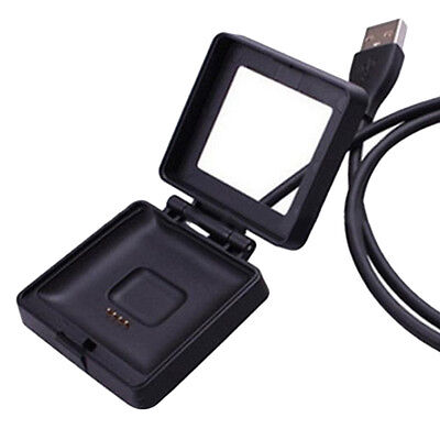 Replacement USB Charging Charger Cable for Fitbit Blaze Smart Fitness Watch WE