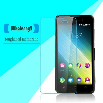 Tempered Glass Screen Protective For Wiko Lenny 2 Rainbow Lite Up Cover Film C1